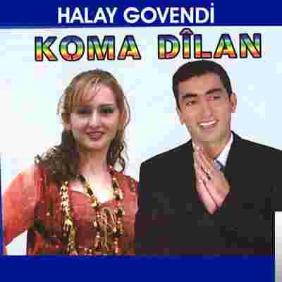 Kürtçe Oyun Havaları albüm kapak resmi