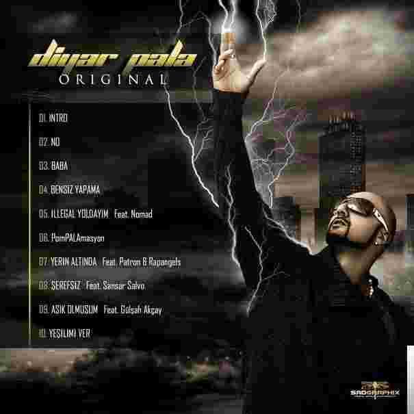 Original (2010) albüm kapak resmi