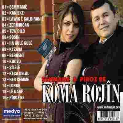 Şemmame/Piroz Be (2010) albüm kapak resmi
