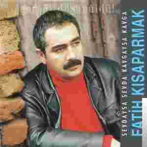 Sevdaysa Sevda Kavgaysa Kavga (2003) albüm kapak resmi