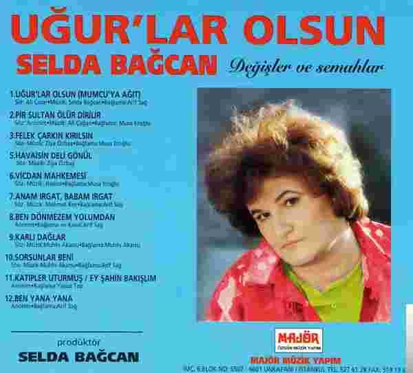 Uğur'lar Olsun (1993) albüm kapak resmi