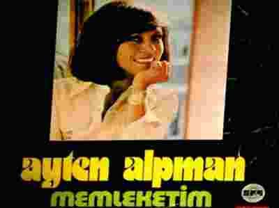 Bir Başkadır Benim Memleketim (1970) albüm kapak resmi