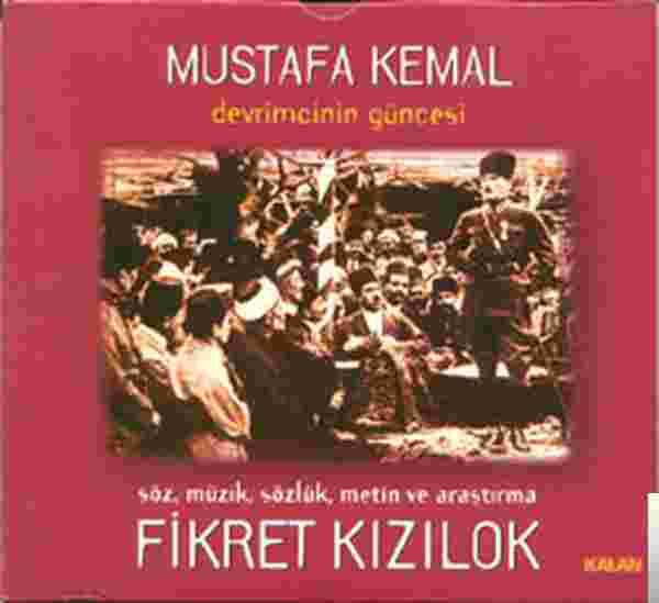 Bir Devrimcinin Güncesi (1998) albüm kapak resmi