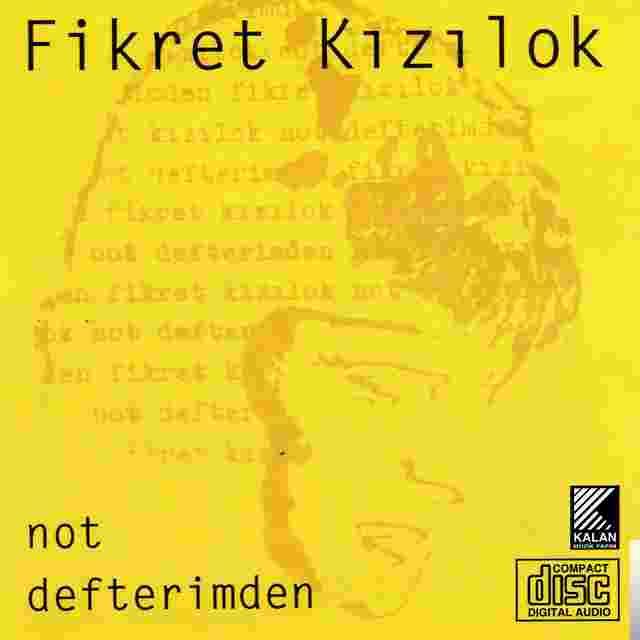 Not Defterimden (1977) albüm kapak resmi