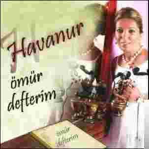 Ömür Defterim (2011) albüm kapak resmi