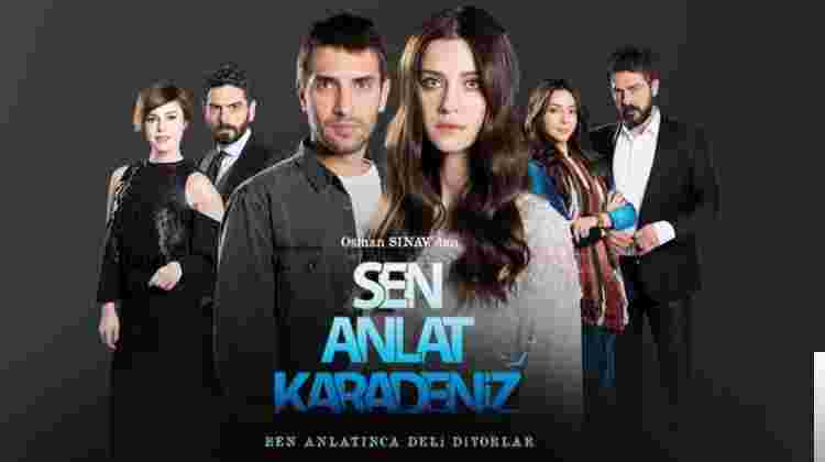 Sen Anlat Karadeniz albüm kapak resmi