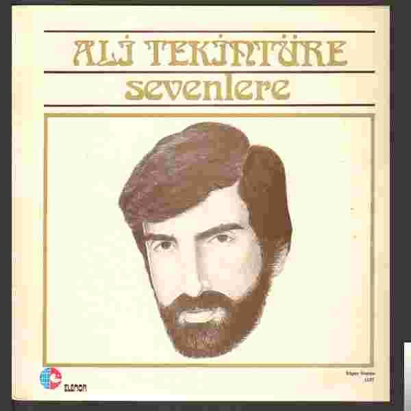 Sevenlere (1987) albüm kapak resmi