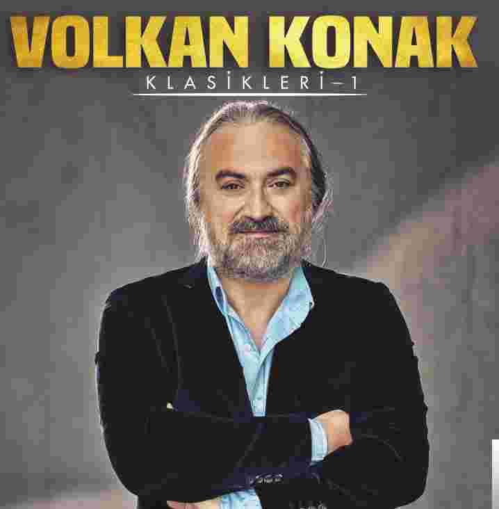 Volkan Konak Klasikleri (2018) albüm kapak resmi