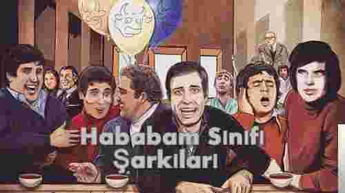 Hababam Sınıfı Şarkıları albüm kapak resmi