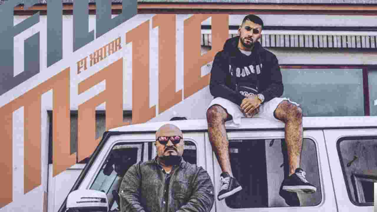 Malle (2018) albüm kapak resmi