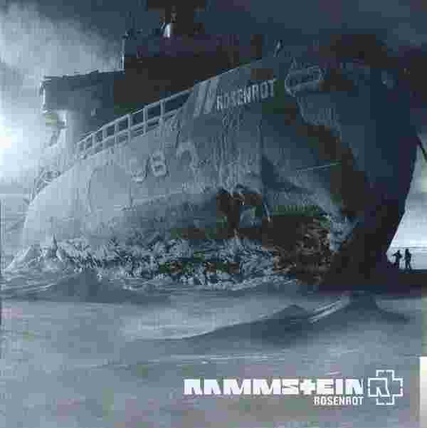 Rosenrot (2005) albüm kapak resmi