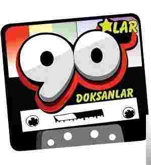 90'lar Nostalji albüm kapak resmi