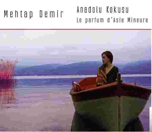 Anadolu Kokusu (2016) albüm kapak resmi