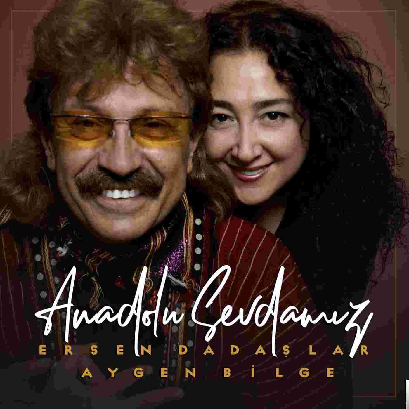 Anadolu Sevdamız (2018) albüm kapak resmi
