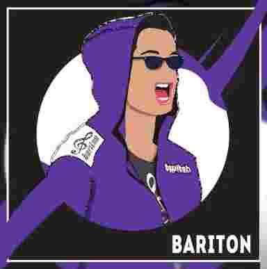Bariton Coverler albüm kapak resmi