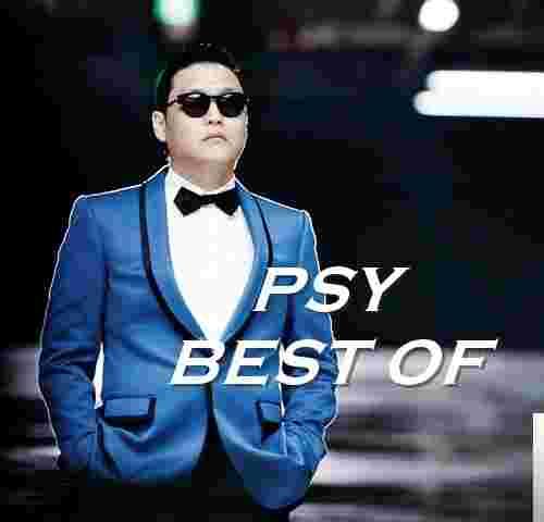 Best Of PSY albüm kapak resmi