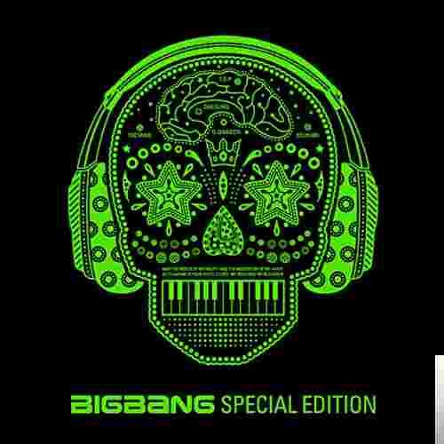 Big Bang Special albüm kapak resmi