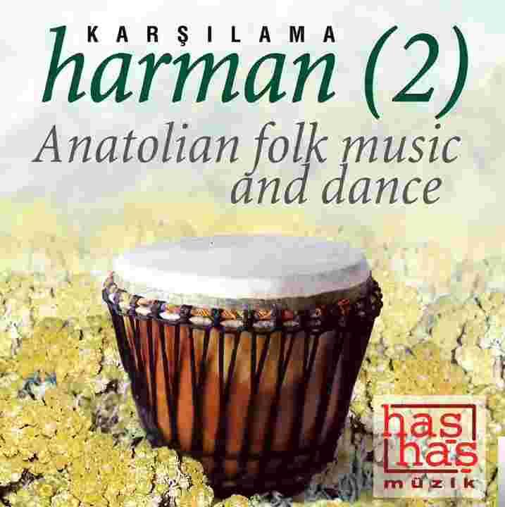 Harman (2018) albüm kapak resmi