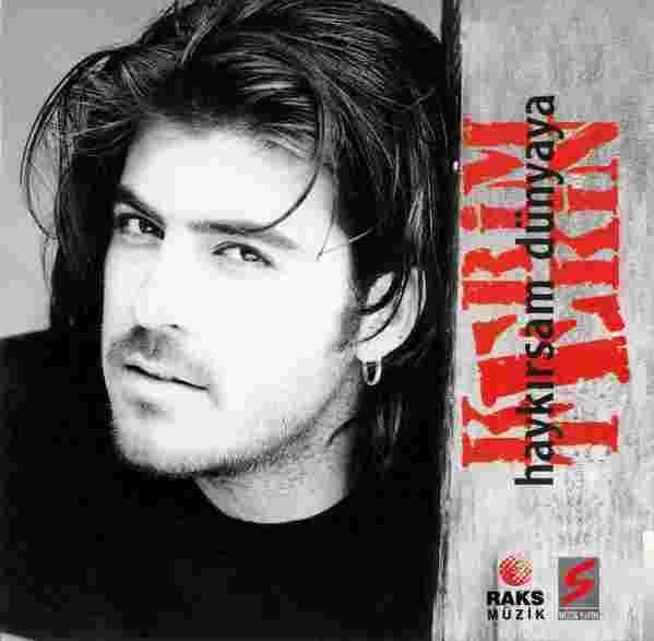Haykırsam Dünyaya (1997) albüm kapak resmi