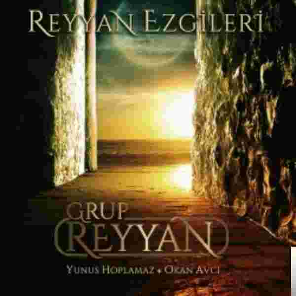 Reyyan Ezgileri (2018) albüm kapak resmi