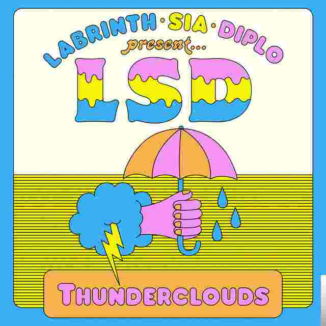 Thunderclouds (2018) albüm kapak resmi