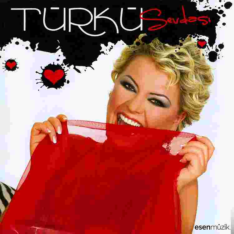 Türkü Sevdası (2008) albüm kapak resmi