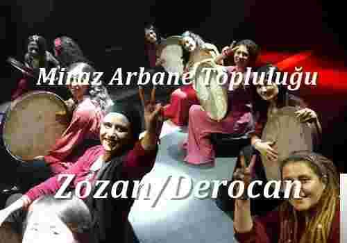 Zozan/Derocan (2018) albüm kapak resmi