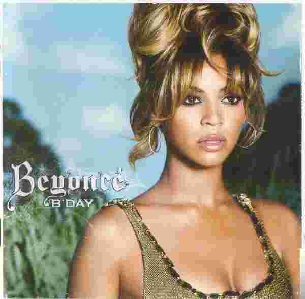 B'Day (2005) albüm kapak resmi
