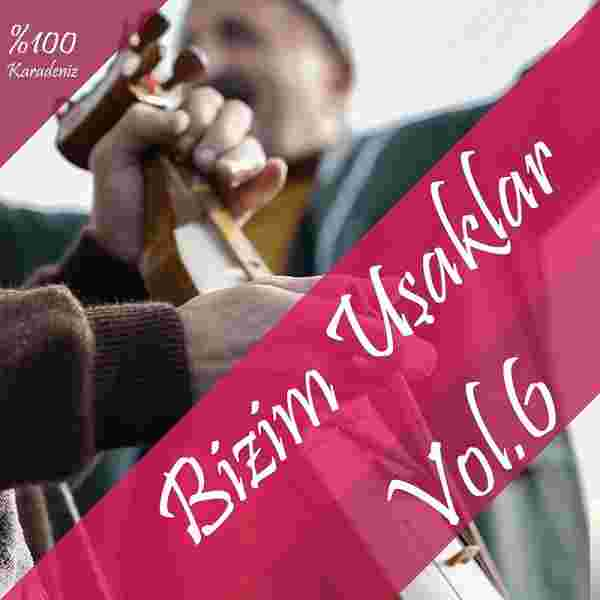 Bizim Uşaklar (2018) albüm kapak resmi