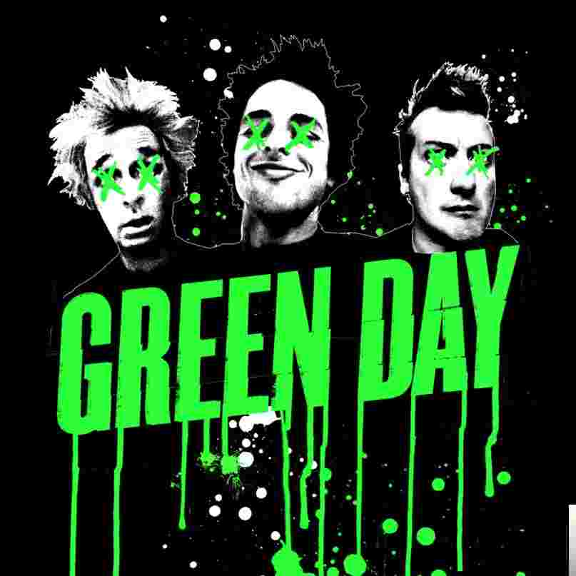 Green Day Best Song albüm kapak resmi