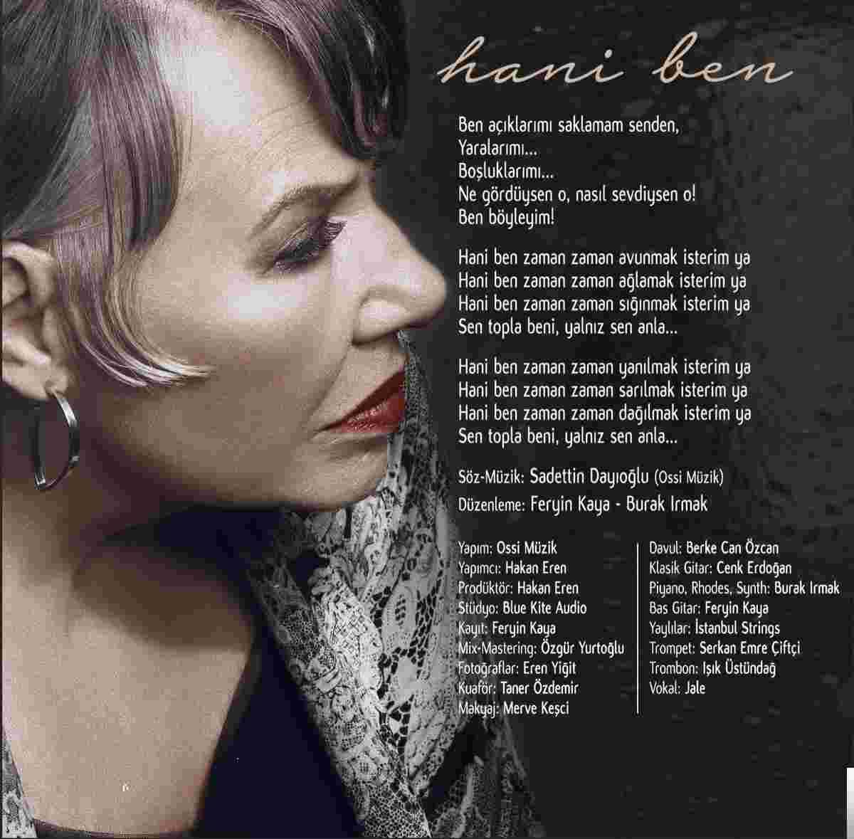 Hani Ben (2018) albüm kapak resmi