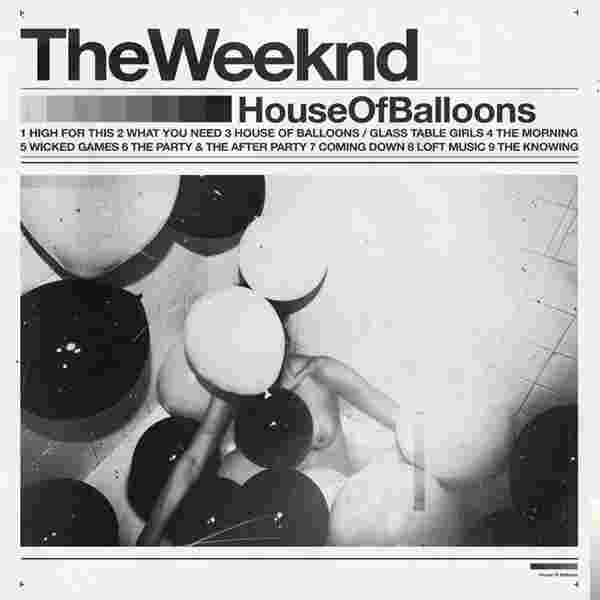 House Of Balloons (2012) albüm kapak resmi