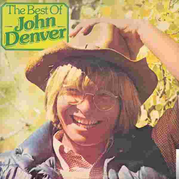 John Denver Best albüm kapak resmi