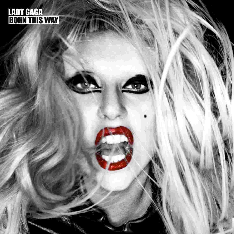 Lady Gaga Best Song albüm kapak resmi