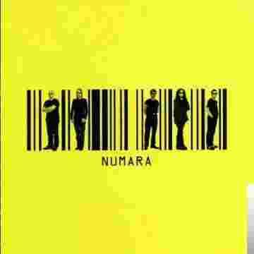 Numara (2001) albüm kapak resmi