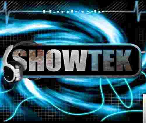 Showtek Best Tekno albüm kapak resmi