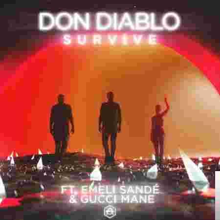Survive (2018) albüm kapak resmi