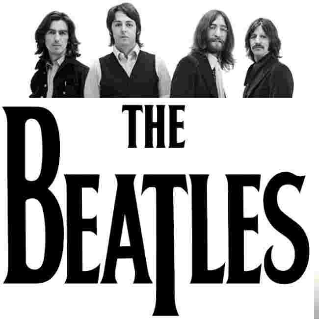 The Beatles Best Song albüm kapak resmi