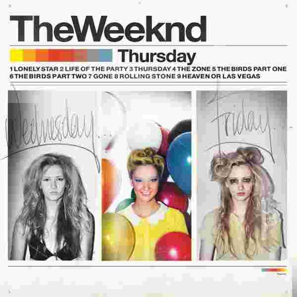 Thursday (2011) albüm kapak resmi
