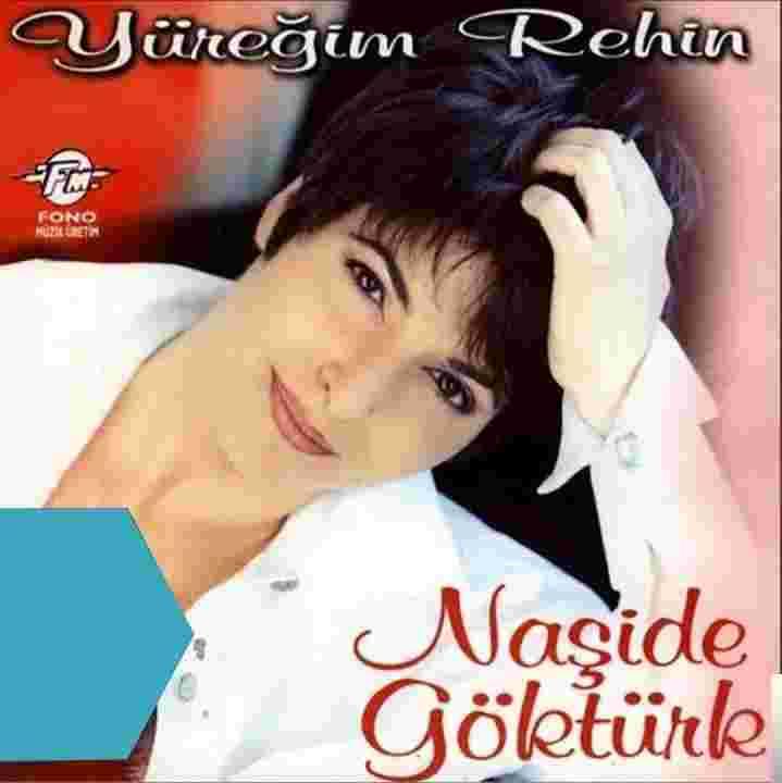 Yüreğim Rehin (1994) albüm kapak resmi