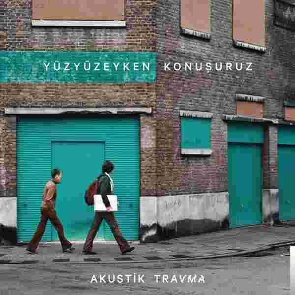 Akustik Travma (2018) albüm kapak resmi