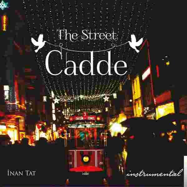Cadde (2014) albüm kapak resmi