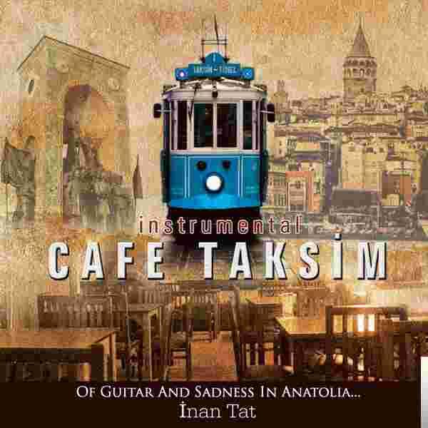Cafe Taksim (2014) albüm kapak resmi