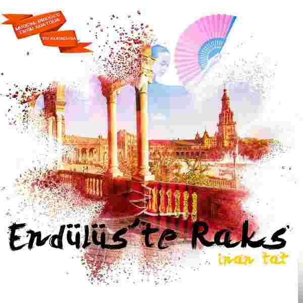 Endülüs'te Raks (2015) albüm kapak resmi