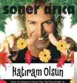 Hatıram Olsun (2004) albüm kapak resmi