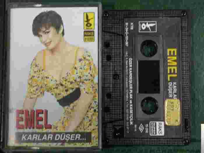 Karlar Düşer (1991) albüm kapak resmi