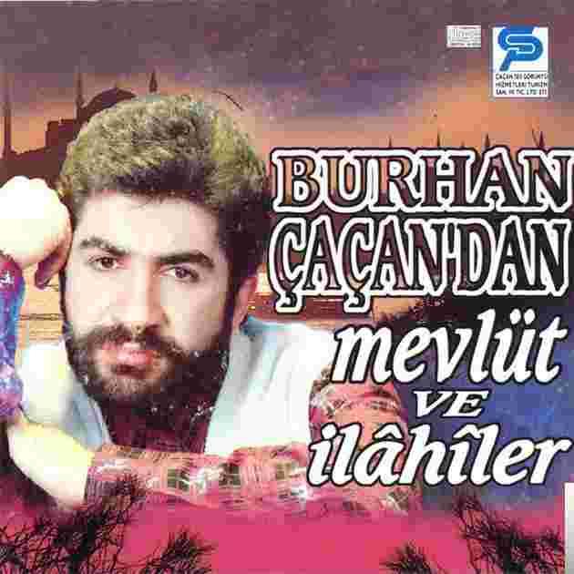 Mevlüt Ve İlahiler (1994) albüm kapak resmi