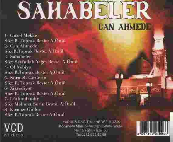 Sahabeler (2002) albüm kapak resmi