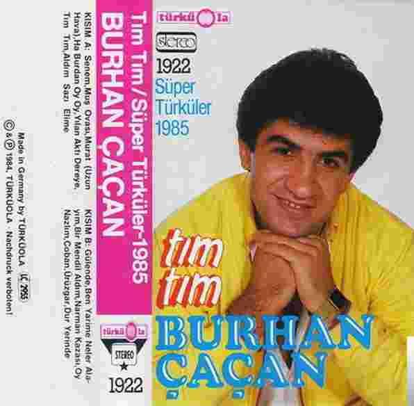 Tim Tim (1984) albüm kapak resmi