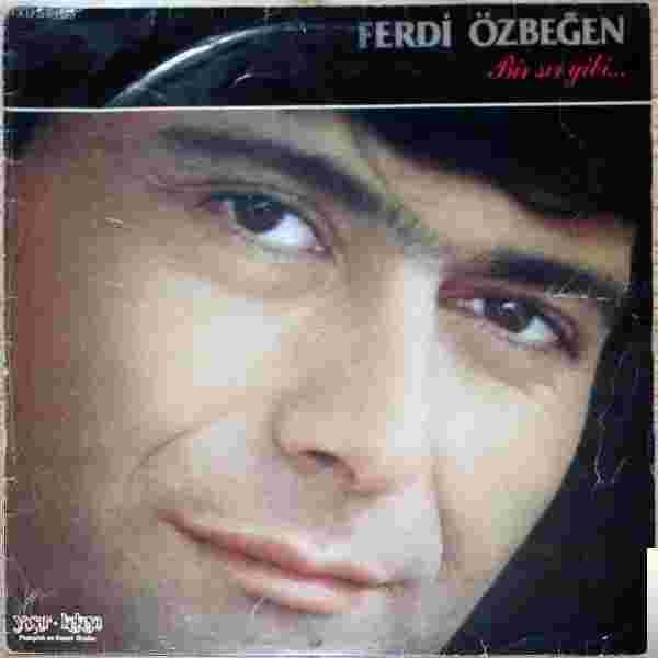 Bir Sır Gibi (1982) albüm kapak resmi